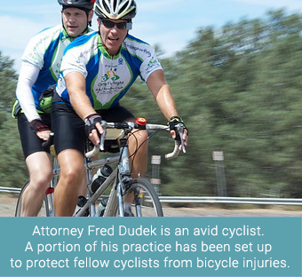 San Diego personal injury attorney for bicycle accident cases, car accident claims and more