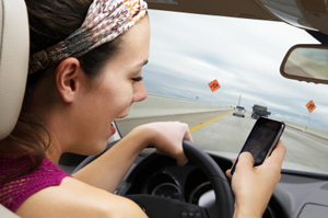 Top San Diego car accident lawyer will uphold your rights after an accident involving texting while driving