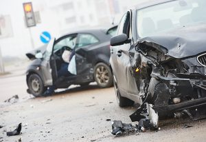 impaired driver car accident damage
