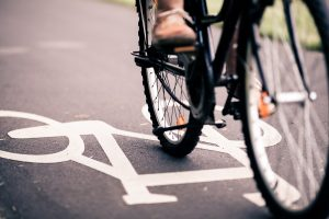 Different types of bicycle accidents
