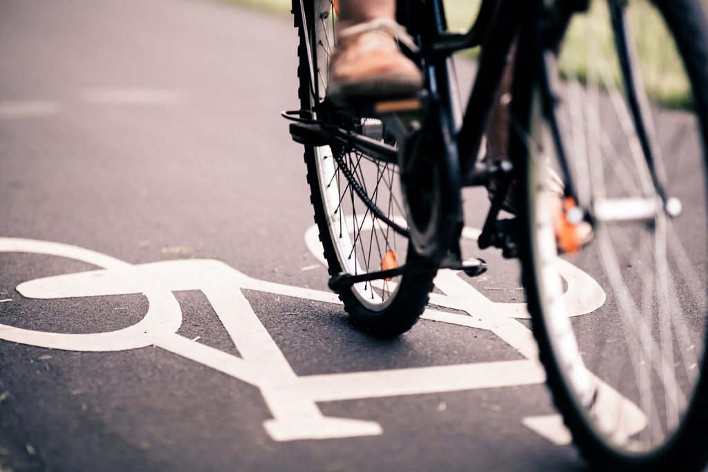 dangers of cycling on sidewalks for pedestrians and cyclists san diego